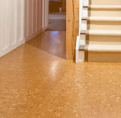 Cork Bamboo Flooring